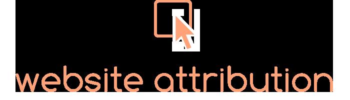 Website Attribution