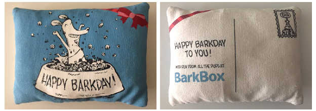 barkbox direct mail