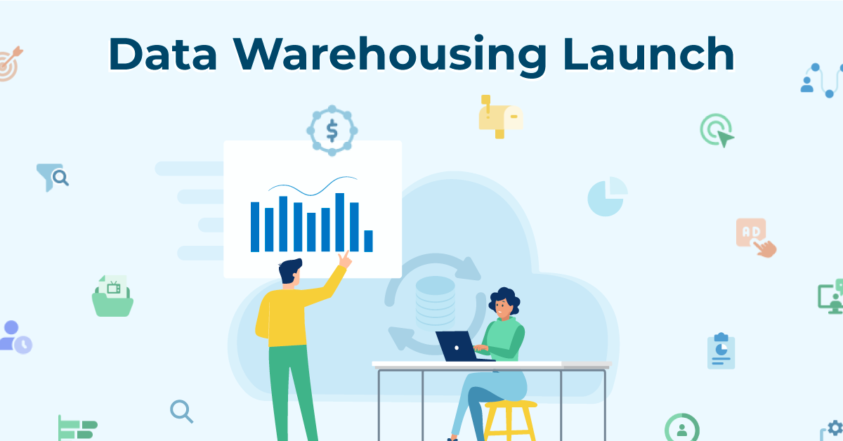 Today, we're excited to announce the launch of Rockerbox Data Warehousing. Rockerbox Data Warehousing provides DTC ecommerce companies access to their